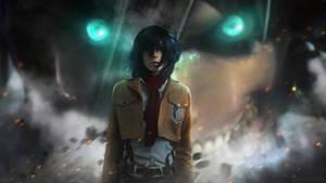 Mikasa Ackerman | Attack on titan