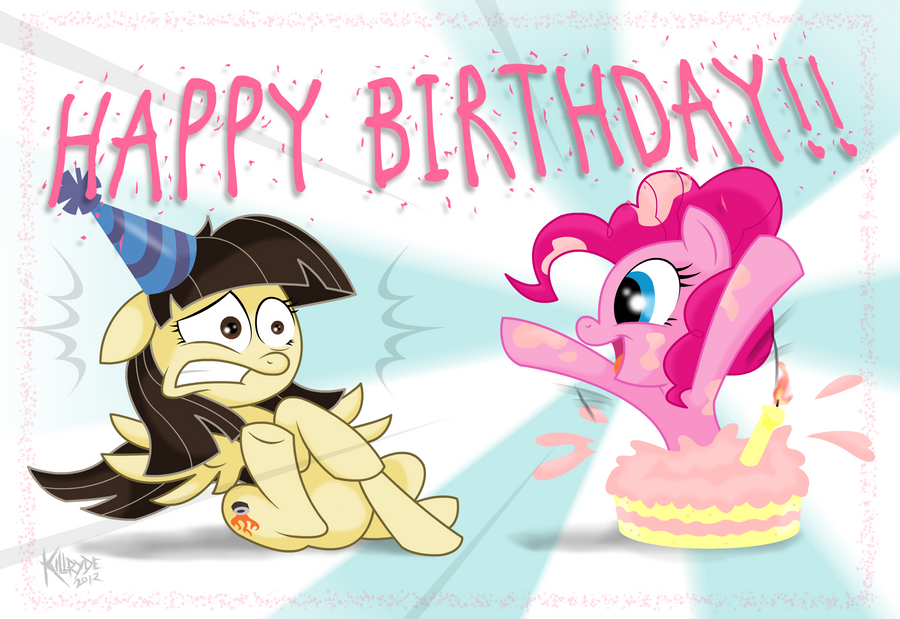 Happy Birthday Sibsy! by Killryde