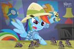 Daring Do Strikes!