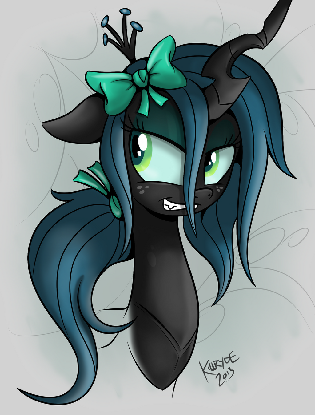 Young Chryssie by Killryde