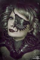Dark Portraiture by LiiLiiFish