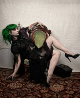 Green Affair by LiiLiiFish