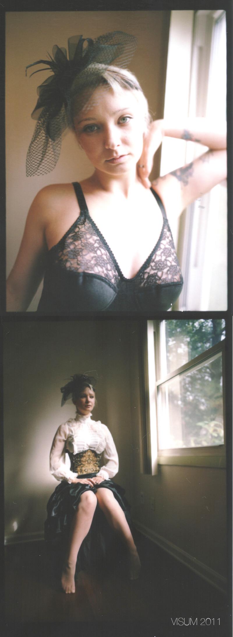 Vintage Visions by LiiLiiFish
