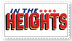 In the Heights Stamp by CatsCantBlush