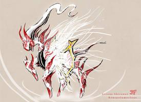 Arceus Shiranui by RenePolumorfous