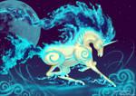 Shiny Rapidash : Unicorn