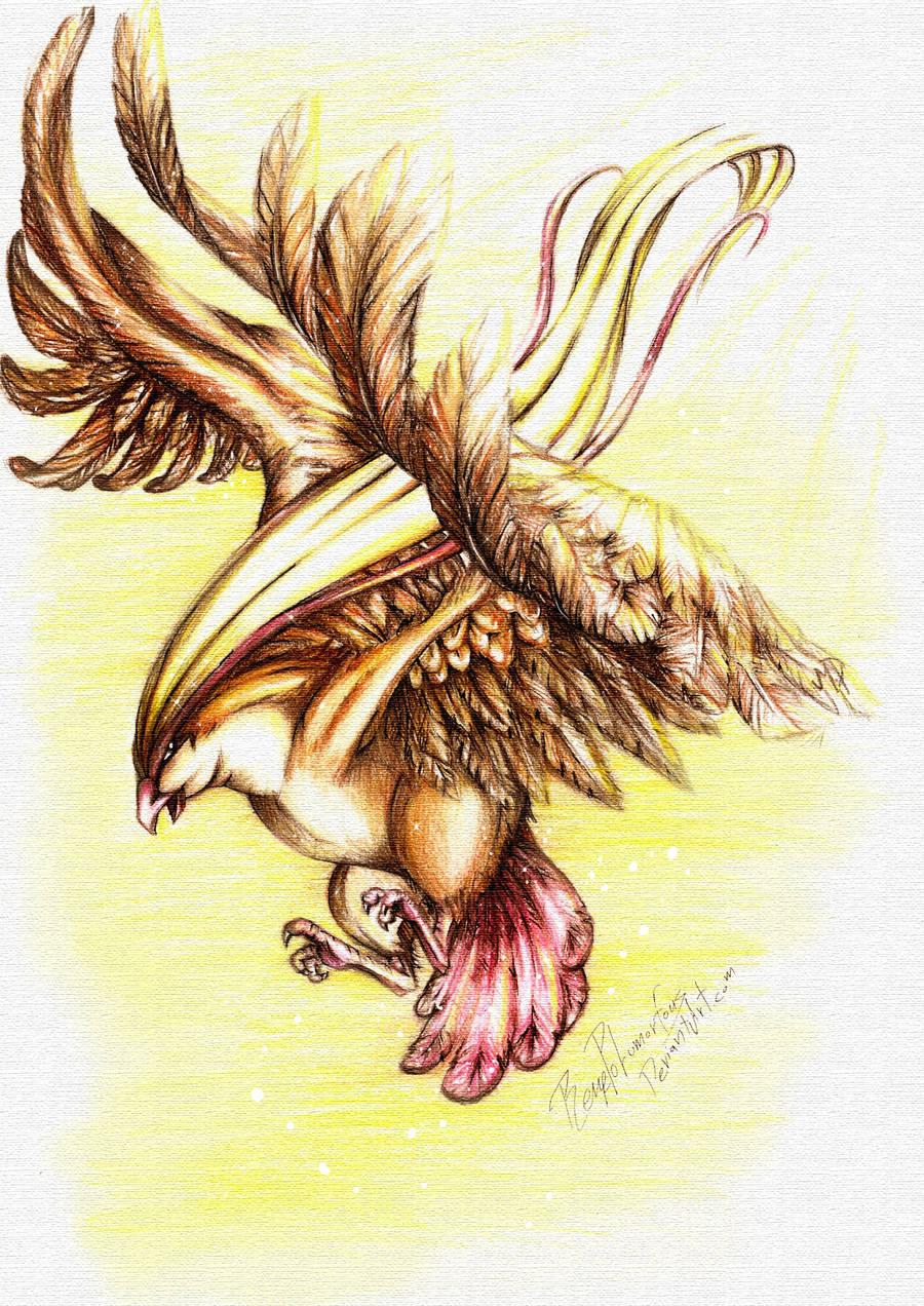 Wings of Holy Sky by RenePolumorfous