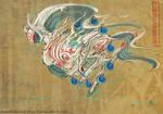 Arceus Shiranui: Surrender to Ice by RenePolumorfous