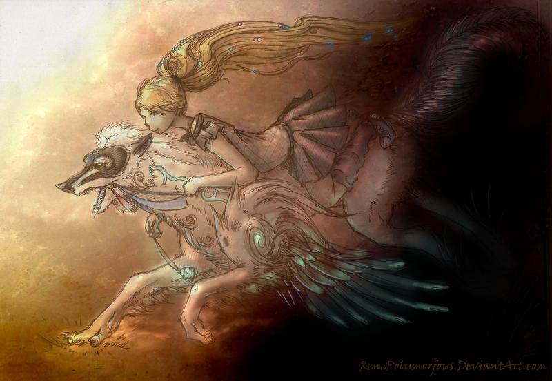 Journey Through Fantasy by RenePolumorfous