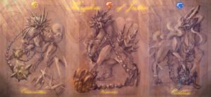 Beasts of Justice by RenePolumorfous
