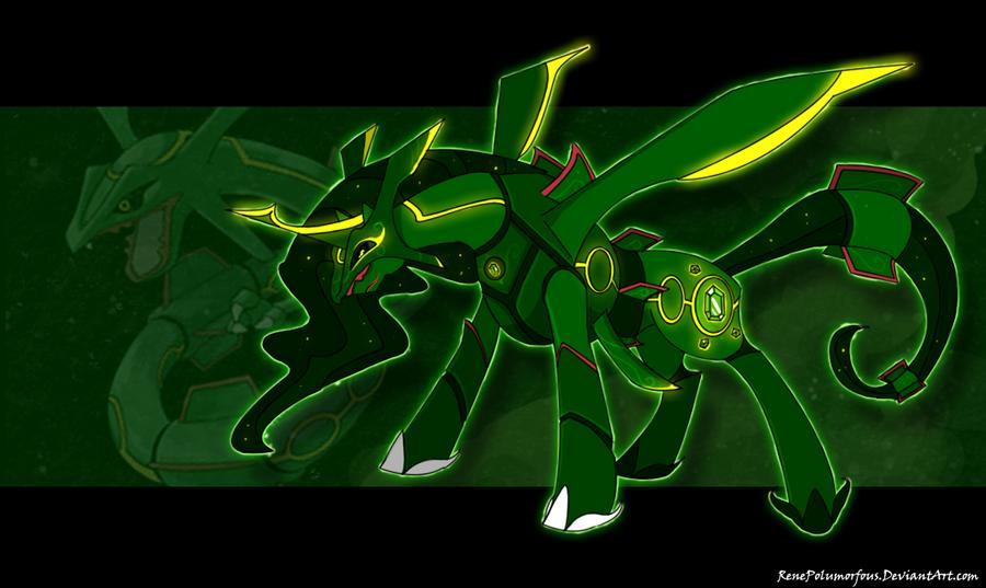 Pony Emerald by RenePolumorfous