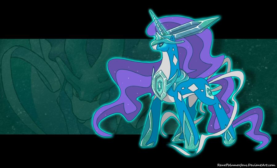 Pony Crystal by RenePolumorfous