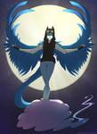 Commission Pegasus OC