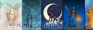 Dream Spirits by RenePolumorfous