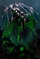 Sinister Nun by RenePolumorfous