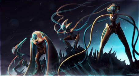 The Aliens by RenePolumorfous
