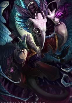 Ariadne : Shadow Shaman