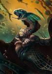 Charybdis : Underwater Hunting