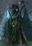 Namira : The Viridian Witch