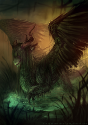 Kiysha : Tha Swamp Dragon