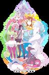 Pokemon Moon Team