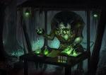 Auxantious : The Alchemist by RenePolumorfous
