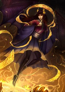 Aurelia : The Lotus Dancer
