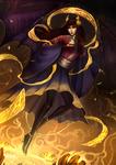 Aurelia : The Lotus Dancer by RenePolumorfous