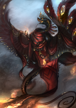 Houou :The Fierce Warlord
