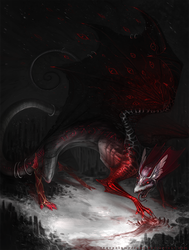 Sandragia: The Nighmare by RenePolumorfous
