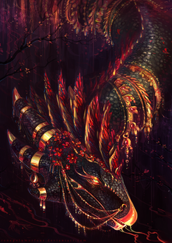 Nemesis : Goldheart