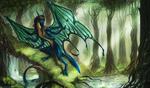 Valduin: Forest calling by RenePolumorfous