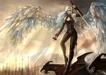 The Crystal Winged Huilinel - Vesper