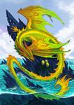 Tropicae Ventus: Dragon Species