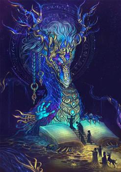Astral Dragon Idol