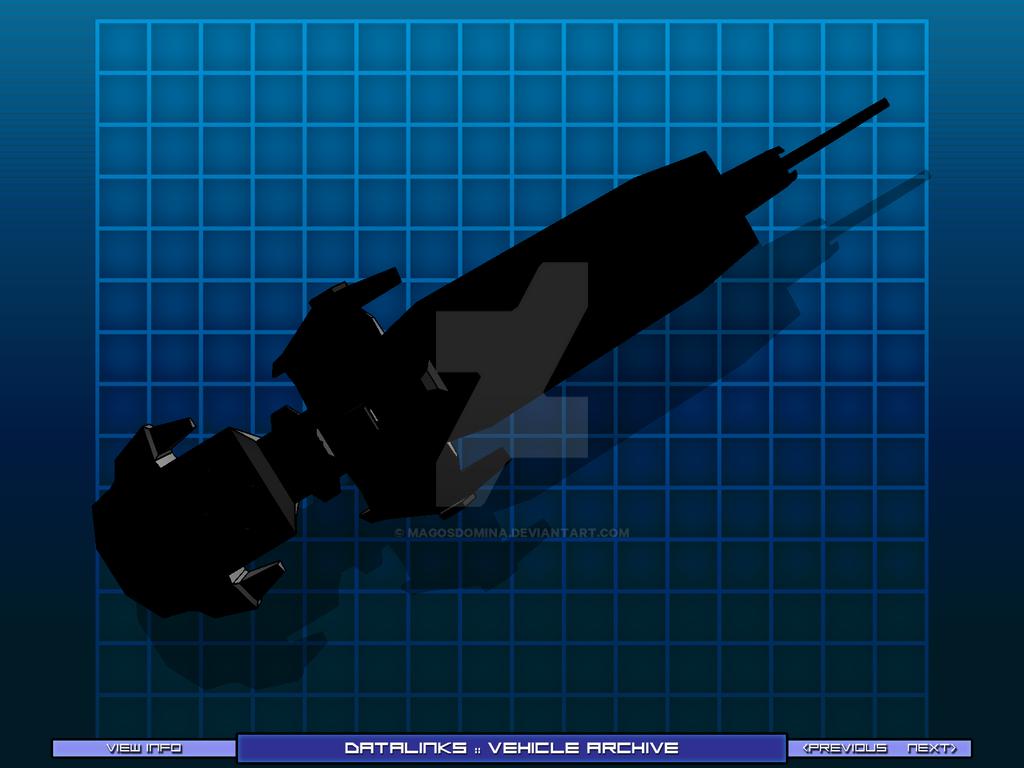 Cyber Support Cruiser 04 by MagosDomina