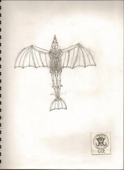Steampunk Glider