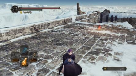 Dark Souls 2 - Pain of despair