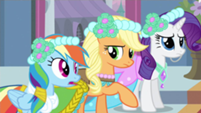 201px-Applejack be two S2E26 by Ange76prkr