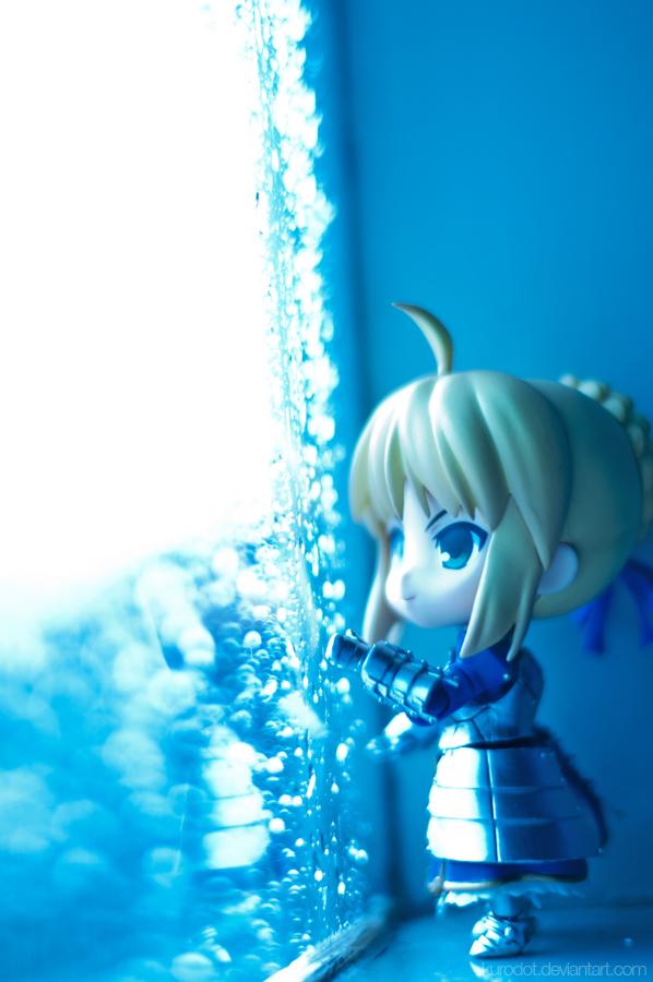 Shining Rain by KuroDot