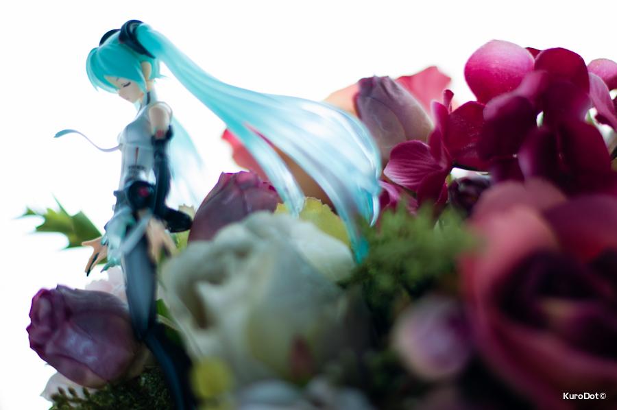 The Angel by KuroDot