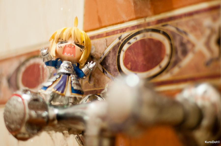 WATER ! by KuroDot
