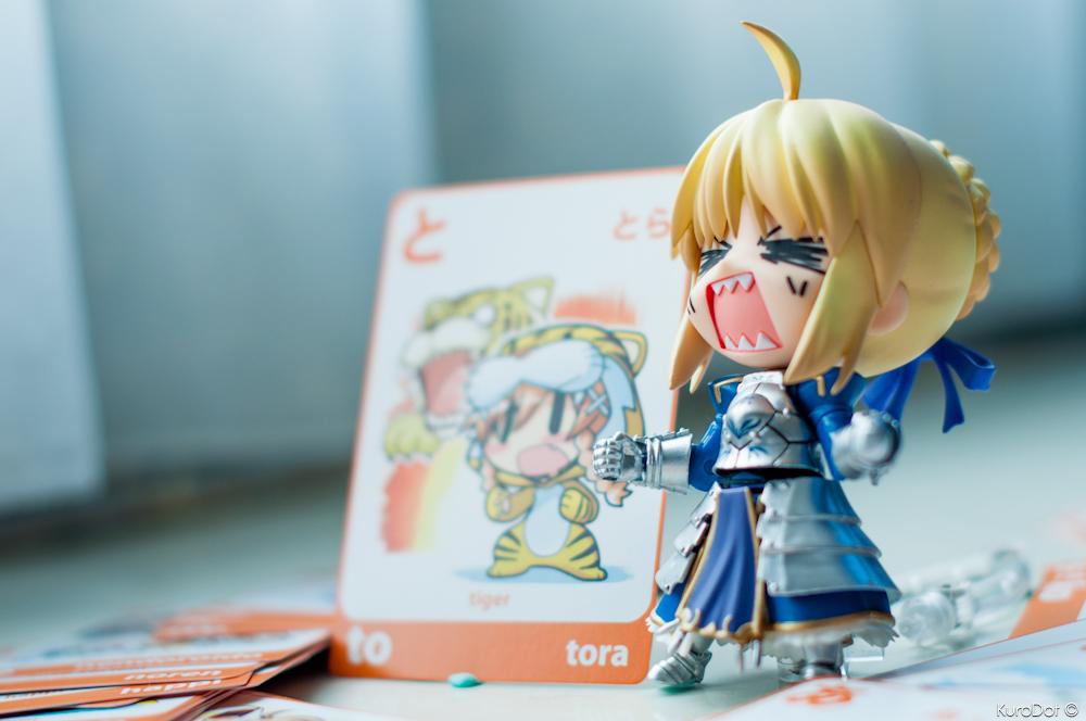 Tora !!! by KuroDot