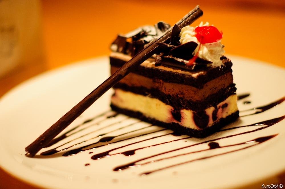 Choco Cake by KuroDot