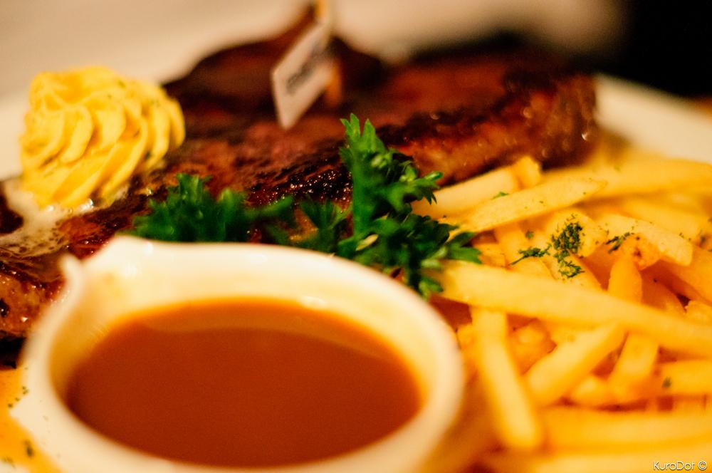Beef Steak by KuroDot