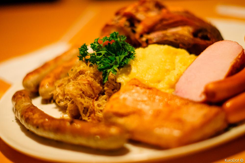 Massive Platter by KuroDot