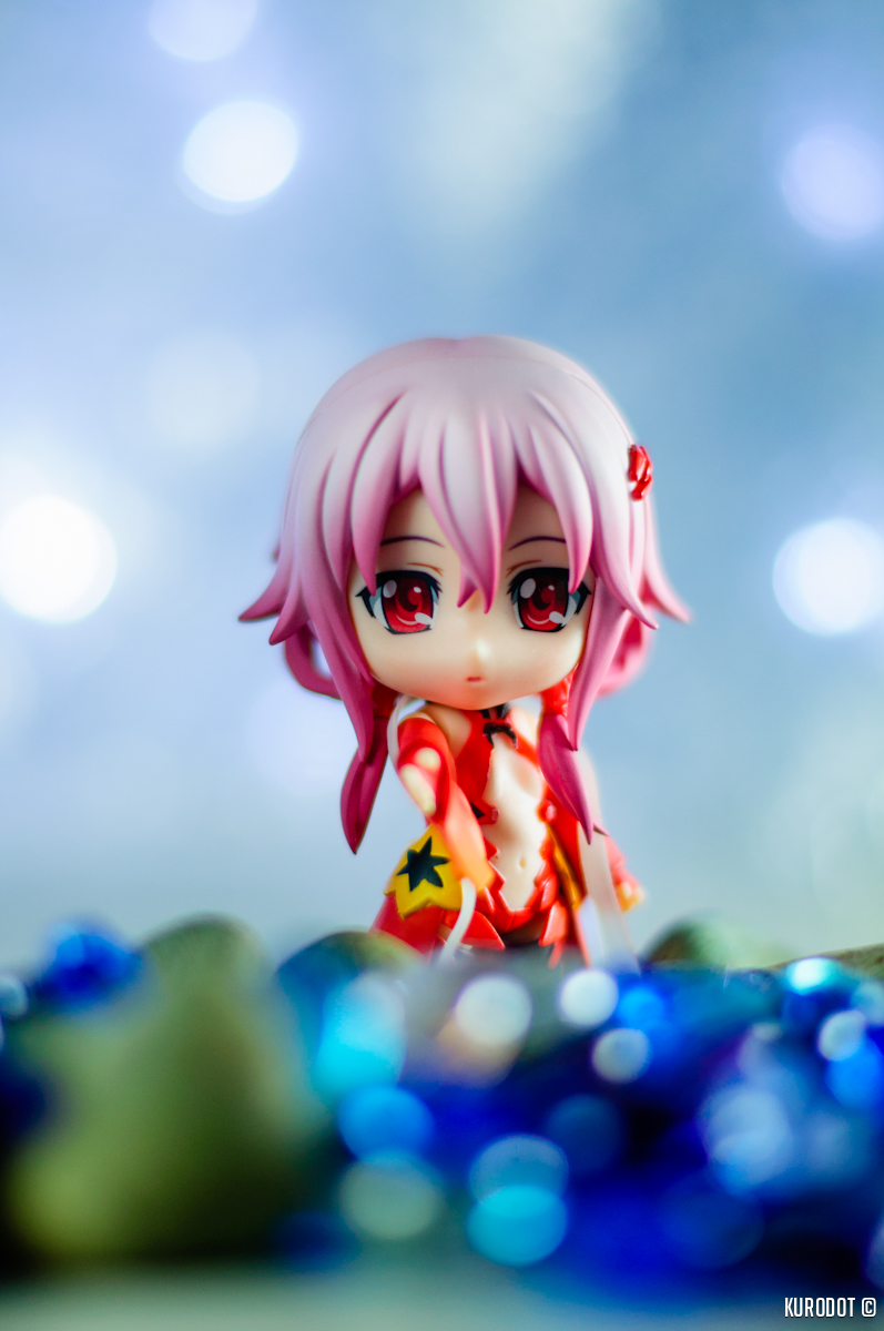 Yuzuriha Inori by KuroDot