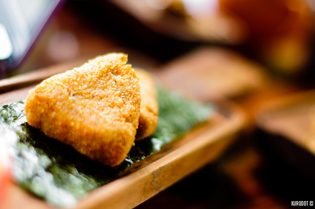 Crunchy Spicy Triangles 2 by KuroDot