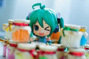 Candy Castle by KuroDot