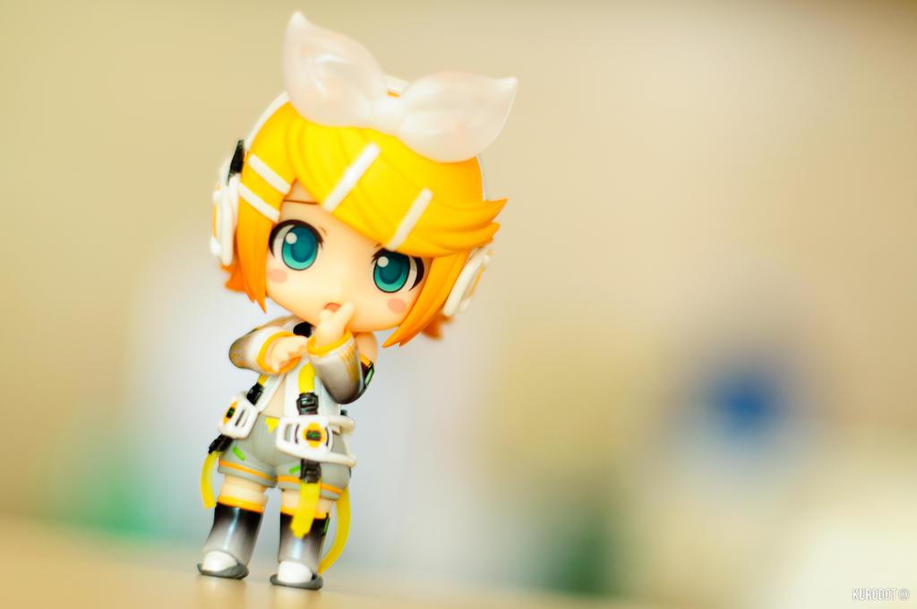 Cute Rin by KuroDot